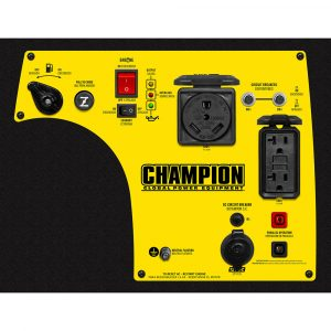 Panel of the Champion 100233