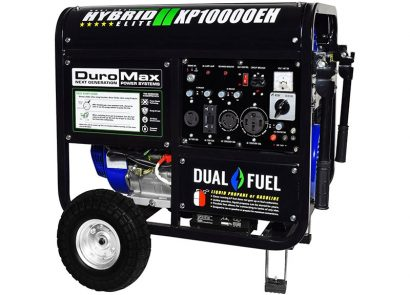 Picture 3 of the DuroMax XP10000EH