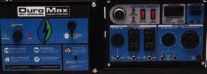 Panel of the DuroMax XP10000HX