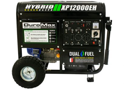 Picture 2 of the DuroMax XP12000EH