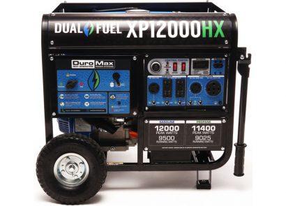 Picture 2 of the DuroMax XP12000HX