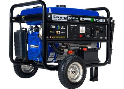 Picture 1 of the DuroMax XP5500EH