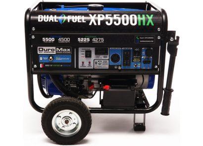 Picture 2 of the DuroMax XP5500HX