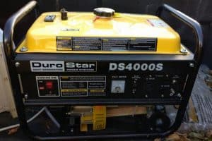 The DuroStar DS4000S in use