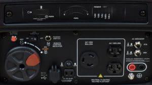 Panel of the ECHO EGi-3600LN
