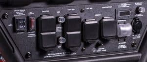 Panel of the ECHO EG-10000