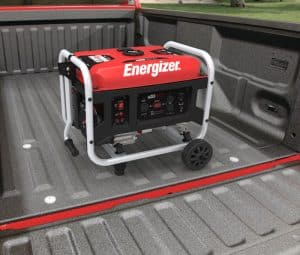 The Energizer eZG3500 in use