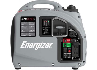 Picture 2 of the Energizer eZV2000S