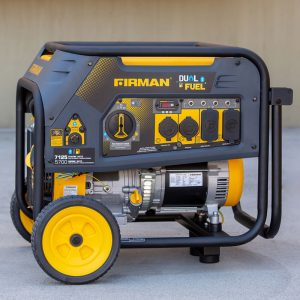 The Firman H05754 in use