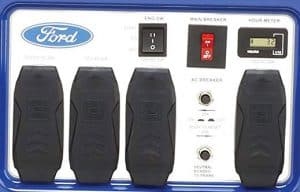 Panel of the Ford FG6250P