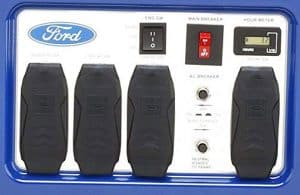 Panel of the Ford FG7750PE