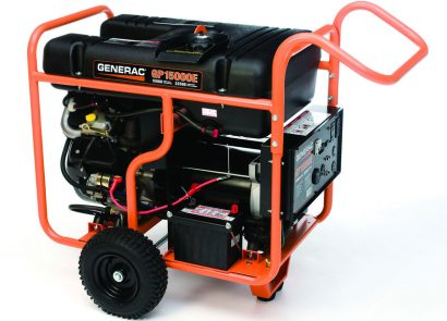 Picture 1 of the Generac GP15000E