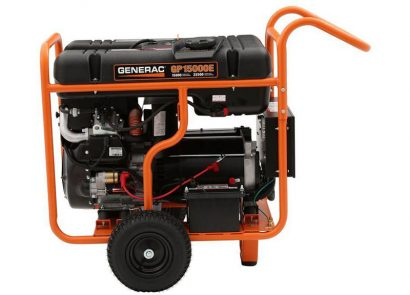 Picture 2 of the Generac GP15000E