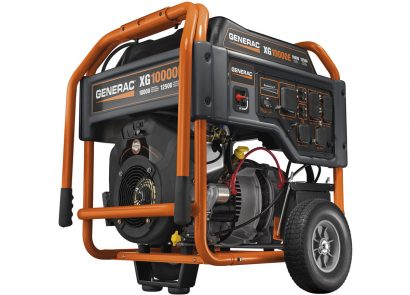 Picture 1 of the Generac XG10000E