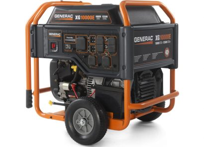 Picture 2 of the Generac XG10000E