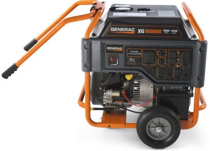 Picture 4 of the Generac XG10000E