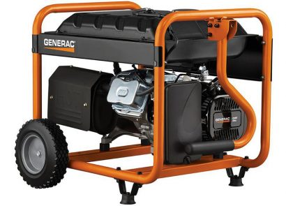 Picture 2 of the Generac GP5500