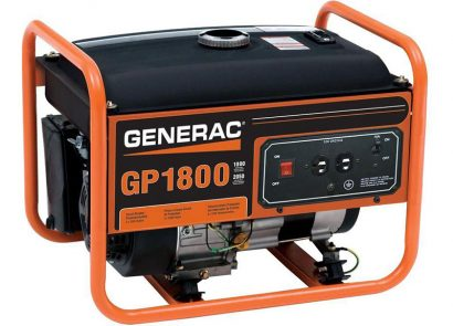 Picture 1 of the Generac GP1800