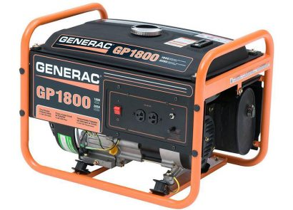 Picture 3 of the Generac GP1800