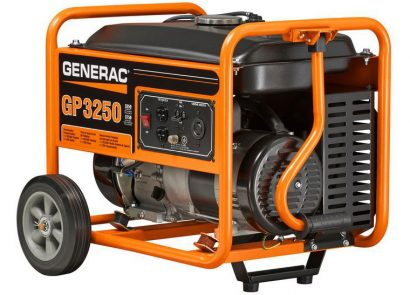 Picture 1 of the Generac GP3250