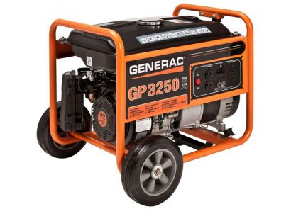 Picture 2 of the Generac GP3250