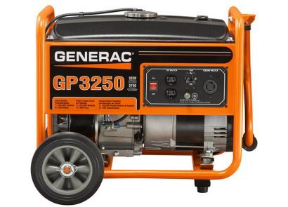 Picture 4 of the Generac GP3250