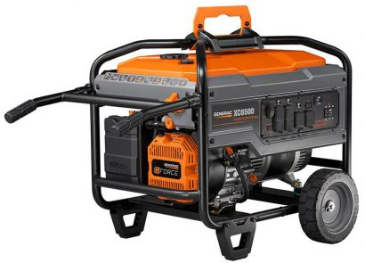 Picture 4 of the Generac XC6500