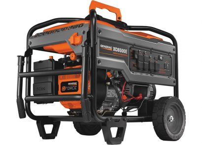 Picture 1 of the Generac XC6500E
