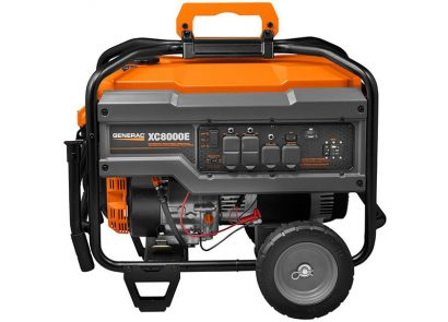 Picture 2 of the Generac XC8000E