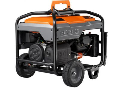 Picture 4 of the Generac XC8000E