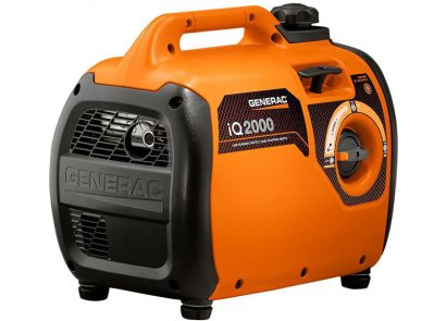 Picture 3 of the Generac iQ2000
