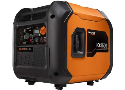 Picture 1 of the Generac iQ3500