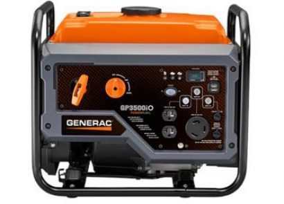 Picture 2 of the Generac GP3500iO