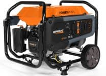 Picture of the Generac GP3600