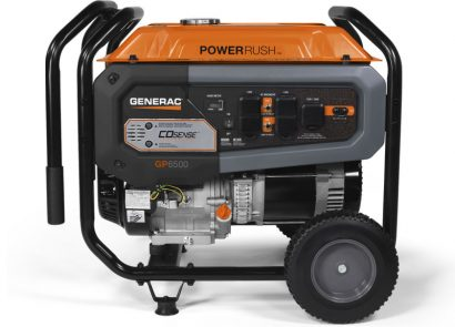 Picture 2 of the Generac GP6500