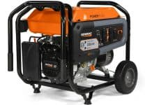 Picture of the Generac GP6500