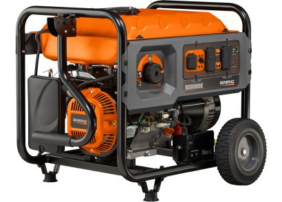 Picture 1 of the Generac RS8000E