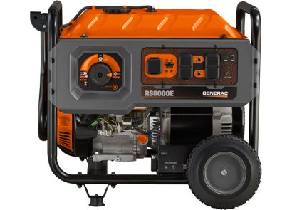 Picture 2 of the Generac RS8000E