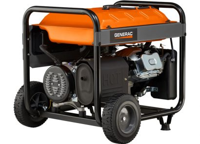 Picture 3 of the Generac RS8000E
