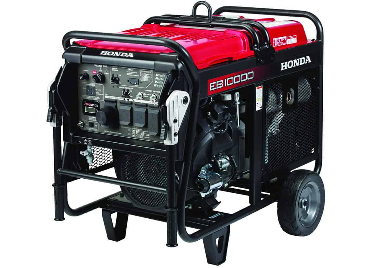 Honda Eb10000 9000 10000w Portable Generator User Review Deals