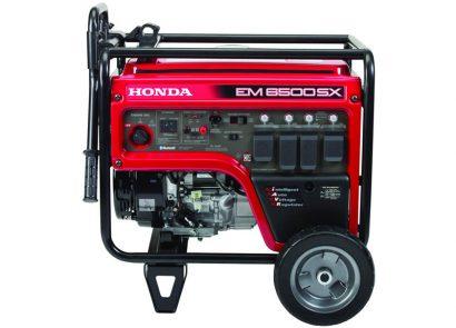 Picture 2 of the Honda EM6500SX