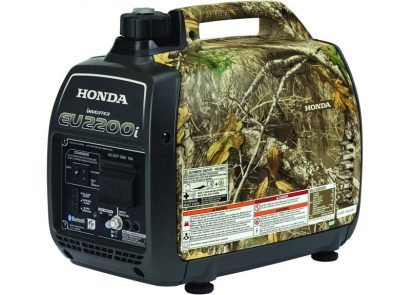 Picture 3 of the Honda EU2200i Camo