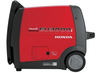 Picture 2 of the Honda EU3000i Handi