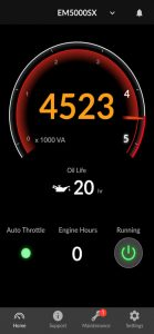 Honda My Generator App