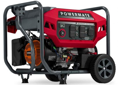 Picture 1 of the Powermate PM4500E