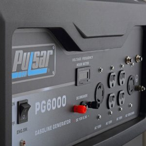Panel of the Pulsar PG6000