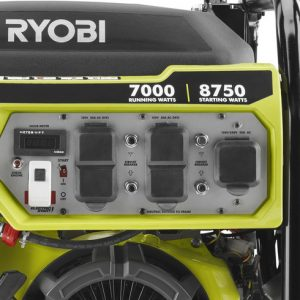 Panel of the Ryobi RY907022FI