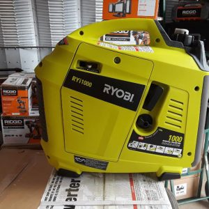 The Ryobi RYi1000 in use