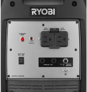 Panel of the Ryobi RYi2200GR