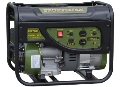 Picture 1 of the Sportsman GEN2000